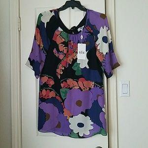 Tibi Dresses - tibi 100% silk dress